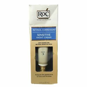 Roc Retinol Correxion Sensitive Night Cream Anti-Aging/Retinol-Sensitive Skin