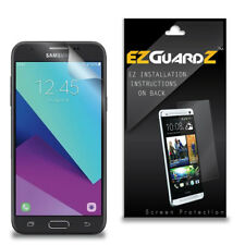 3X EZguardz New Screen Protector Shield HD 3X For Samsung Galaxy J3 Luna Pro