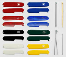 Victorinox Swiss Army Knife 91Mm Scales/Handles Plus & Accessories