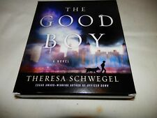 THE GOOD BOY a Novel by Theresa Schwegel Unabridged CD F/S