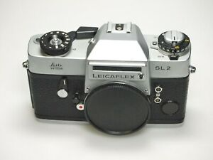 Leica Leicaflex SL2 Silver SLR