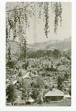 Valea Dambovitei la Rucar RPPC Vintage ROMANIA Photo AK Carte Poştală STAMP 1964