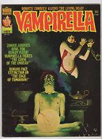Vampirella #51 (May 1976, Warren) Alcazar Chaykin Mayo Sanchez Auraleon Zesar X