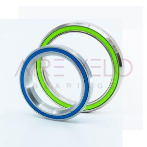 TREK MADONE/DOMANE/EMONDA HEADSET BEARINGS STEEL UPPER & STAINLESS STEEL LOWER