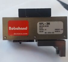 ROBOHAND RPL-3M Pneumatic Gripper (R1S10.8B4)