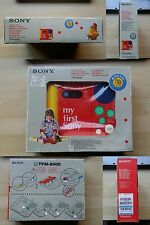 *NH* MY FIRST SONY - TPM-8000 Riproduttore cassette - Musicassette NUOVO!!!