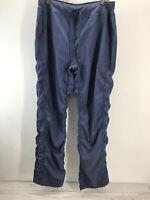 St John's Bay Active Pants Sz. Large Navy Blue  #E