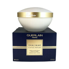 Guerlain Shalimar Le Rituel Parfume Supreme Body Creme  200 ml/6.7oz NIB sealed