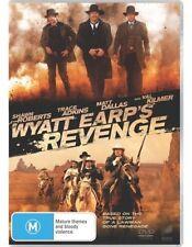Wyatt Earp's Revenge (DVD, 2012)Val Kilmer*R4*Terrific Condition
