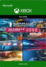 Space Engineers Ultimate Edition 2020 Xbox One Series X/S Gift Code Play Global