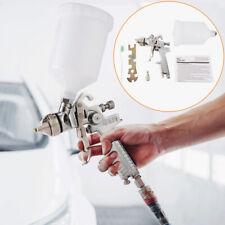 Air Paint Spray Gun Hvlp 1.4 Sprayer Gravity Feed Auto Painting 600ml Tools Us
