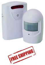 Motion Sensor Mailbox Driveway Alarm Alert Monitor Free Shipping