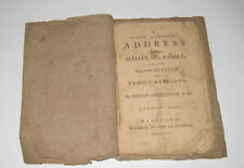 1778 A Plain and Serious ADDRESS to the Master of a Family Philip Doddridge p31