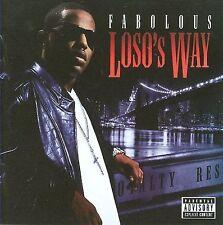 Loso's Way [PA] by Fabolous (CD, Aug-2009, Def Jam (USA))