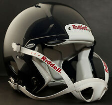 Riddell Revolution SPEED Classic Football Helmet (Color: GLOSS NAVY BLUE)