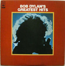 """BOB DYLAN Greatest Hits ORG JAPAN Only """"Family Club"""" LP"""