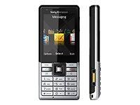 Sony Ericsson Naite J105- silver (Unlocked) Cellular Phone FM radio Bluetooth