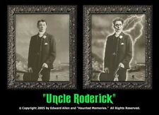 Uncle Roderick 5x7 Haunted Memories Changing Portrait Halloween Lenticular