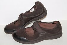 Naturalizer Harken Casual Shoes, #69218-2, Brown, Leather, Womens US Size 8.5