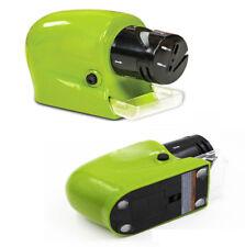 Motorizada Eléctrica Afilador de Cuchillos con pilas Herramientas De Tijera cuchillos de cocina