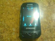 SAMSUNG CORBY PRO GT-B3410R Black (Rogers) GSM Cellular Slider.Fast Shipping.