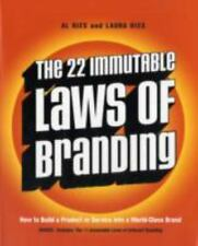 The 22 Immutable Laws of Branding: How to Build a Product into a World-Class Bra