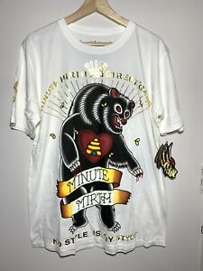 New With Tags MINUTE MIRTH T-Shirt tShirt Size L #21246