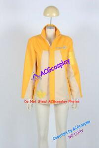 Moune gosei yellow cosplay costume from tensou sentai goseiger cosplay jacket