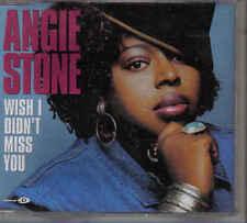 Angie Stone- Wish I Didnt Miss You  cd maxi single