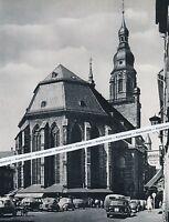 Heidelberg - Heiliggeistkirche - Großformat -   um 1950 - RAR     K 4-3