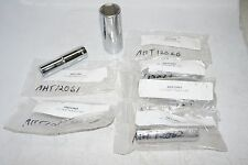 """5 new STANLEY Challenger 1/2"""" to 1"""" Chrome 6-Point Deep Sockets, 1/2"""" Drive USA"""