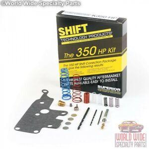 TH350, 350 High Performance Transmission Shift Correction Kit 1969-1986, K350-HP