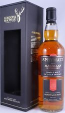 Macallan speymalt 1981 32 years 1st Fill Bourbon Cask scotch whisky 43,0% - RARE