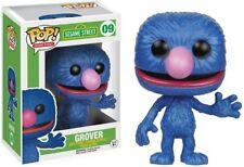 Sesame Street - Grover - Funko Pop! Television (2016, Toy NUEVO)