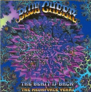 Blue Cheer - CD: The Beast Is Back > The Megaforce Years