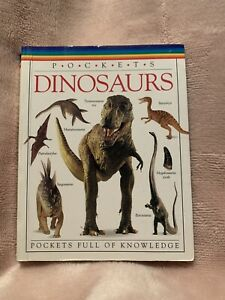 Pockets Dinosaurs - Pockets Full Of Knowledge - Small Reference Book