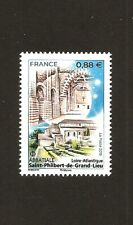 FRANCE 2019 Timbre N° 5334 - ABBATIALE de St PHILBERT NEUF ** LUXE MNH