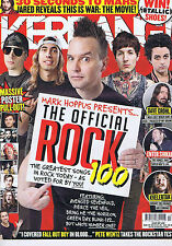 MARK HOPPUS / 30 SECONDS TO MARS / DAVE GROHL	Kerrang 	no.	1459	Mar	30	2013