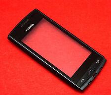 Original Nokia 500 Touchscreen Digitizer Touch Display Glas inkl. Rahmen Frame