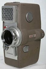 Konica Zoom 8 IIS 8mm Movie Camera