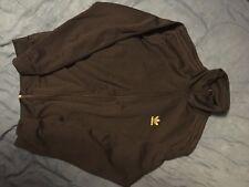 Adidas All Black Running Jacket Size Large