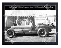 Historic Joel Thorne's #8 Thorne Engineering Special 1939 Indy Postcard