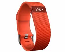 Fitbit Charge HR Mandarin Large