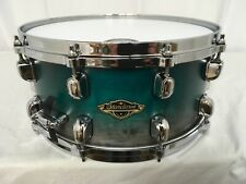 "Tama Starclassic Walnut/Birch 13"" X 6"" Snare Drum/Satin Sapphire Fade"