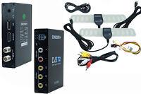 DIGITALE TERRESTRE AUTO CAMPER TV DVB-T2 DECODER HDMI TELECOMANDO DT-5600