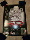 🌟ORIGINAL Berserk SKULL KNIGHT Trading Card Game TCG Promo 20x29 B2 Poster RARE
