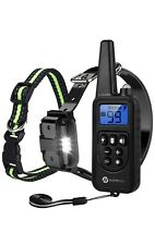 New listing Slopehill Dog Training Collar, Dog Shock Collar with 2600Ft Remote