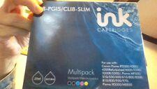 BB-PGI5/C - Chip-SLIM PER Canon Pixma IP3300/3500/4200/4500/5200/5300 + Confezione Multipla