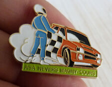 PIN'S VOITURE RENAULT 5 TURBO ASA NEVERS MAGNY-COURS