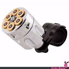 44 Mag Steering Wheel Resolver Knob Secret Hidden Compartment Spinner Knob
